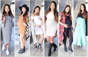 Tips to shop maternity clothing online
