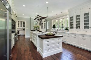 Different styles of kitchens to choose from